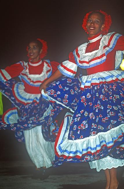Merengue Festival, Santo Domingo, Dominican Republic, Caribbean..