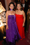Danielle Ellis and Dancie Ware at the Houston Grand Opera Ball at the Wortham Theater Saturday  April 05,2008. (Dave Rossman/For the Chronicle)
