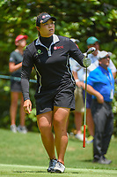 Ariya Jutanugarn (THA) watches her tee shot on 3 during round 4 of the U.S. Women's Open Championship, Shoal Creek Country Club, at Birmingham, Alabama, USA. 6/3/2018.<br /> Picture: Golffile | Ken Murray<br /> <br /> All photo usage must carry mandatory copyright credit (&copy; Golffile | Ken Murray)
