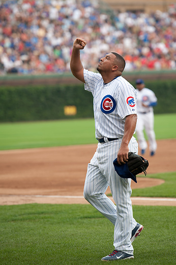 Cubs vs Reds - August 6, 2011
