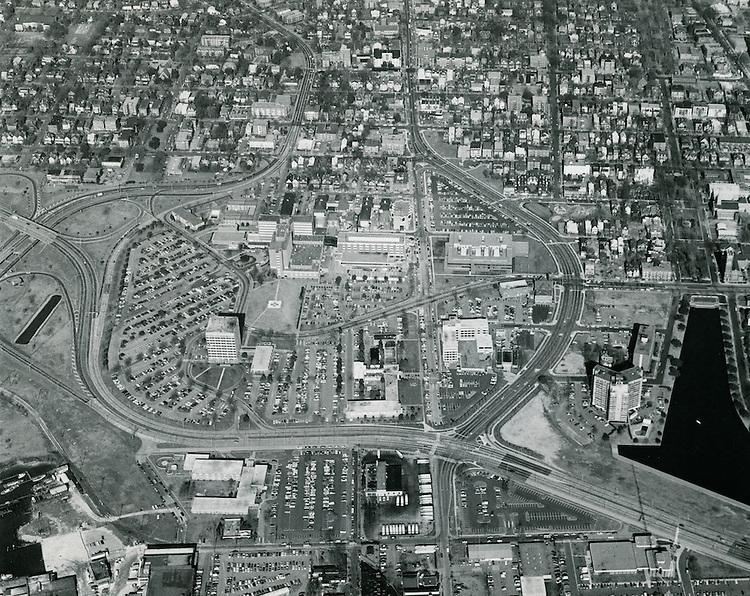 1979 January 30..Redevelopment.Atlantic City (R-1)..EVMS Medical School Campus.View looking North.3:00 - 3:01..NEG#.NRHA#..