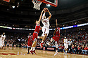 December 14, 2013: Shavon Shields (31) of the Nebraska Cornhuskers going up for a lay up against Kirk Van Slyke (20) of the Arkansas State Red Wolves at the Pinnacle Bank Areana, Lincoln, NE. Nebraska defeated Arkansas State 79 to 67.