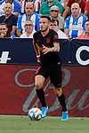 Atletico de Madrid's Saul Niguez during La Liga match between CD Leganes and Atletico de Madrid at Butarque Stadium in Madrid, Spain. August 25, 2019. (ALTERPHOTOS/A. Perez Meca)