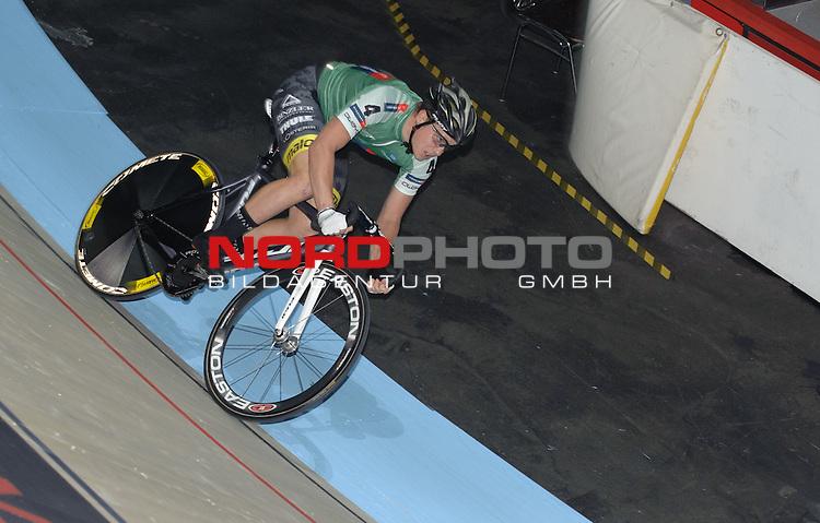 10.01.2015, &Ouml;VB Arena, Bremen, GER, Sixdays Bremen, im Bild Achim Burkart (Team Karstadt Sport #4)<br /> <br /> Foto &copy; nordphoto / Frisch