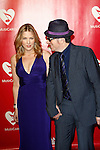 LOS ANGELES, CA - FEB 10: Diana Krall; Elvis Costello at the 2012 MusiCares Person of the Year Tribute To Paul McCartney at the LA Convention Center on February 10, 2012 in Los Angeles, California