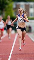 17 MAY 2009 - LOUGHBOROUGH,GBR - Lisa Dobriskey - Womens 3000m - Loughborough International Athletics .(PHOTO (C) NIGEL FARROW)