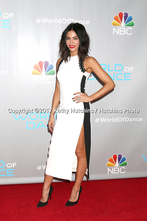"LOS ANGELES - JAN 25:  Jenna Dewan Tatum at the ""World of Dance"" Photo Call at Universal Studios on January 25, 2017 in Universal City, CA"