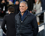 Keith Curle manager of Northampton during the FA Cup match at the Pride Park Stadium, Derby. Picture date: 4th February 2020. Picture credit should read: Darren Staples/Sportimage