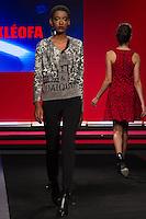 SÃO PAULO-SP-03.03.2015 - INVERNO 2015/MEGA FASHION WEEK -Grife Kleofa/<br /> O Shopping Mega Polo Moda inicia a 18° edição do Mega Fashion Week, (02,03 e 04 de Março) com as principais tendências do outono/inverno 2015.Com 1400 looks das 300 marcas presentes no shopping de atacado.Bráz-Região central da cidade de São Paulo na manhã dessa segunda-feira,02.(Foto:Kevin David/Brazil Photo Press)