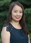 Hyojin Woo of USI Business Portraits at Taku Lake June 13, 2019.