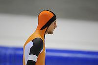 SCHAATSEN: HEERENVEEN: 01-02-2014, IJsstadion Thialf, Olympische testwedstrijd, Michel Mulder, ©foto Martin de Jong
