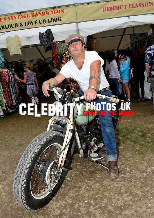 at the Vintage At Goodwood festival   Picture By: Brian Jordan / Retna Pictures..Job:..Ref: BJN  ..-..*World Rights*....THE VINTAGE AT GOODWOOD FESTIVAL