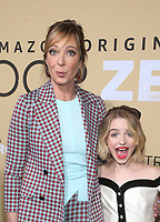 "LOS ANGELES, CA - JANUARY 13: Allison Janney, Mckenna Grace, at the Premiere Of Amazon Studios' ""Troop Zero"" at Pacific Theatres at The Grove in Los Angeles, California on January 13, 2020. <br /> CAP/MPIFS<br /> ©MPIFS/Capital Pictures"