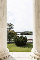The Thomas Jefferson Memorial, Washington, D.C. Images are available for editorial licensing, either directly or through Gallery Stock. Some images are available for commercial licensing. Please contact lisa@lisacorsonphotography.com for more information.