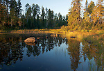 Lake One, Boundary Waters Canoe Area Wilderness, Superior National Forest, Minnesota