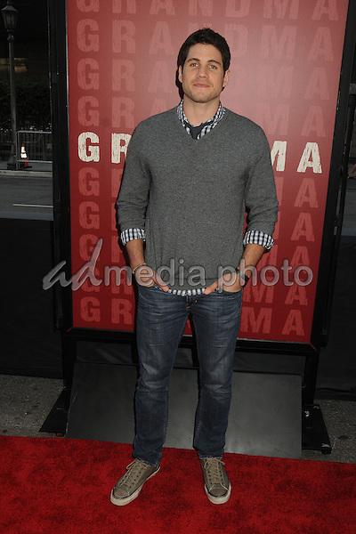 "10 June 2015 - Los Angeles, California - Michael Doneger. LA Film Festival 2015 Opening Night Premiere of ""Grandma"" held at Regal Cinemas LA Live. Photo Credit: Byron Purvis/AdMedia"