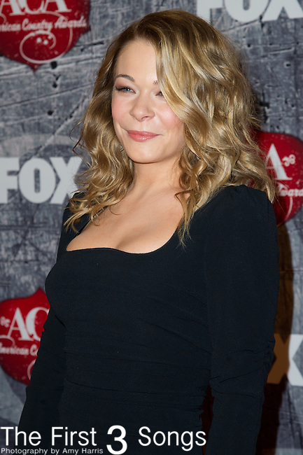 Leann Rimes arrives at the American Country Awards 2012 at the Mandalay Bay Resort & Casion in Las Vegas, Nevada
