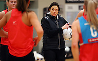 Silver Ferns Training 240816