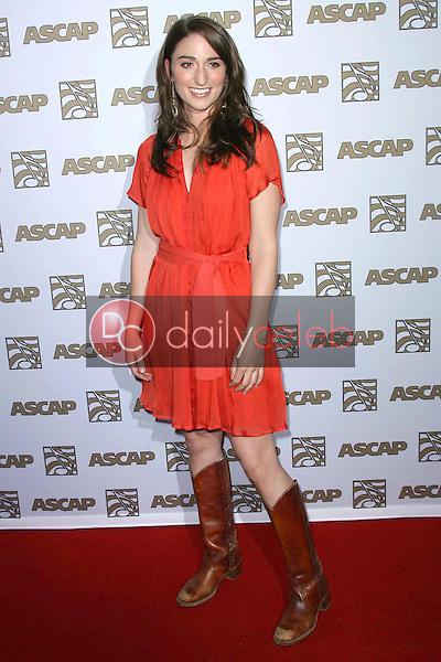 Sara Bareilles<br />at The 25th Annual ASCAP Pop Music Awards. Kodak Theatre, Hollywood, CA. 04-09-08<br />Dave Edwards/DailyCeleb.com 818-249-4998