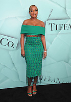 NEW YORK, NY - OCTOBER 9: Mary J. Blige at the 2018 Tiffany Blue Book Collection:&nbsp;The Four Seasons of Tiffany at Studio 525 in New York City on October 9, 2018. <br /> CAP/MPI/JP<br /> &copy;JP/MPI/Capital Pictures