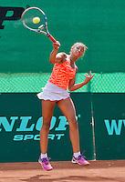 Netherlands, Rotterdam August 05, 2015, Tennis,  National Junior Championships, NJK, TV Victoria, Noa Liauw-A-Fong<br /> Photo: Tennisimages/Henk Koster