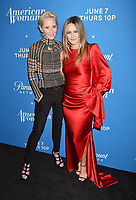 LOS ANGELES, CA - MAY 31: Anne Heche (L) and Alicia Silverstone attend the 'American Woman' premiere party at Chateau Marmont on May 31, 2018 in Los Angeles, California.<br /> CAP/ROT/TM<br /> &copy;TM/ROT/Capital Pictures