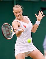 27-6-08, England, Wimbledon, Tennis, Szavay