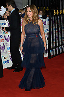 LONDON, UK. October 29, 2018: Carol Vorderman at the Pride of Britain Awards 2018 at the Grosvenor House Hotel, London.<br /> Picture: Steve Vas/Featureflash