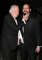 LOS ANGELES, CA - FEBRUARY 8: Jon Voight and Jim Caviezel at the  27th Annual Movieguide Awards Gala at the Universal Hilton Hotel in Los Angeles, California on February 8, 2019. <br /> CAP/ADM/FS<br /> &copy;FS/ADM/Capital Pictures