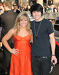 Shawn Johnson & Mitchell Musso at The Warner Brothers Pictures U.S. Premiere of Terminator Salvation held at The Grauman's Chinese Theatre in Hollywood, California on May 14,2009                                                                     Copyright 2009 DVS / RockinExposures