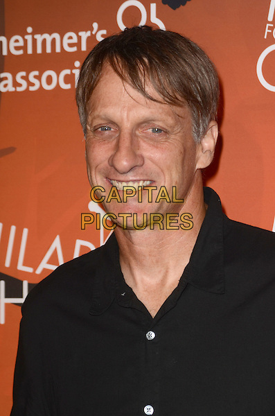 LOS ANGELES, CA - OCTOBER 15: Tony Hawk at Hilarity for Charity's 5th Annual Los Angeles Variety Show: Seth Rogen's Halloween at Hollywood Palladium on October 15, 2016 in Los Angeles, California. Credit: David Edwards/MediaPunch<br /> CAP/MPI/DE<br /> &copy;DE/MPI/Capital Pictures