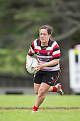 Counties Manukau Heat vs Wellington Pride Womens Farah Palmer Cup semi-final rugby game played at ECOLight Stadium on Saturday September 24th 2016. The Heat won the game 60 - 7 and will meet Auckland in the final next Sunday.<br /> Photo by Richard Spranger