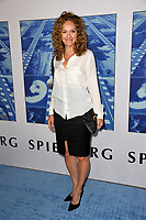 Amy Brenneman at the premiere for the HBO documentary &quot;Spielberg&quot; at Paramount Studios, Hollywood. Los Angeles, USA 26 September  2017<br /> Picture: Paul Smith/Featureflash/SilverHub 0208 004 5359 sales@silverhubmedia.com