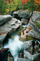 Ammonoosuc River, Bretton Woods<br /> White Mountains<br /> Coos County,  New Hampshire<br /> New England