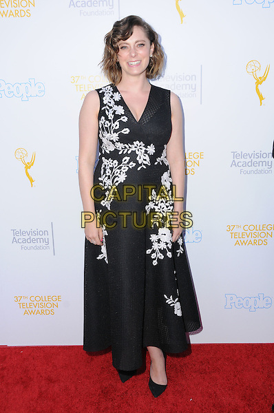 25 May 2016 - Los Angeles, California - Rachel Bloom. Arrivals for the 37th College Television Awards held at Skirball Cultural Center. <br /> CAP/ADM/BT<br /> &copy;BT/ADM/Capital Pictures