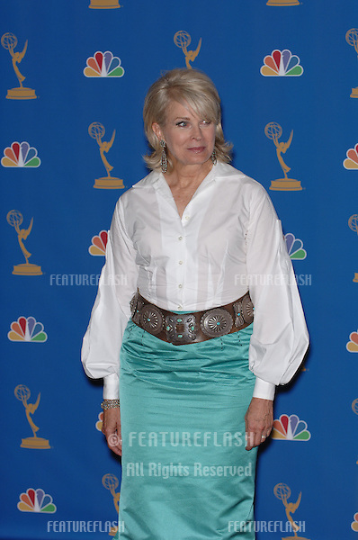 Actress CANDICE BERGEN at the 2006 Primetime Emmy Awards at the Shrine Auditorium, Los Angeles..8 27, 2006 Los Angeles, CA.© 2006 Paul Smith / Featureflash