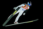 Peter Prevc of Slovenia during the Men's Normal Hill Individual of the 2014 Sochi Olympic Winter Games at Russki Gorki Ski Juming Center on February 9, 2014 in Sochi, Russia. Photo by Victor Fraile / Power Sport Images