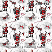 Marcello, GIFT WRAPS, GESCHENKPAPIER, PAPEL DE REGALO, Christmas Santa, Snowman, Weihnachtsmänner, Schneemänner, Papá Noel, muñecos de nieve, paintings+++++,ITMCGPXM1274,#gp#,#x#