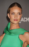 LOS ANGELES, CA - OCTOBER 27: Rosie Huntington-Whiteley arrives at LACMA Art + Film Gala at LACMA on October 27, 2012 in Los Angeles, California.