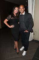 LOS ANGELES, CA - NOVEMBER 8: Alex Meneses, Amaury Nolasco, at the Eva Longoria Foundation Dinner Gala honoring Zoe Saldana and Gina Rodriguez at The Four Seasons Beverly Hills in Los Angeles, California on November 8, 2018. Credit: Faye Sadou/MediaPunch