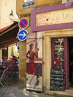 Vins, Aix-en-Provence