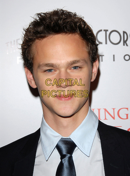 """JOSEPH CROSS.attends The TrisStar Pictures' World Premiere of """"Running with Scissors"""" held at The Academy of Motion Pictures Arts & Sciences in Beverly Hills, California, USA, October 10th 2006..portrait headshot.Ref: DVS.www.capitalpictures.com.sales@capitalpictures.com.©Debbie VanStory/Capital Pictures"""