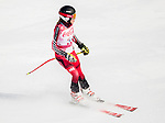 PyeongChang 10/3/2018 - Erin Latimer skis in the women's standing downhill at the Jeongseon Alpine Centre during the 2018 Winter Paralympic Games in Pyeongchang, Korea. Photo: Dave Holland/Canadian Paralympic Committee
