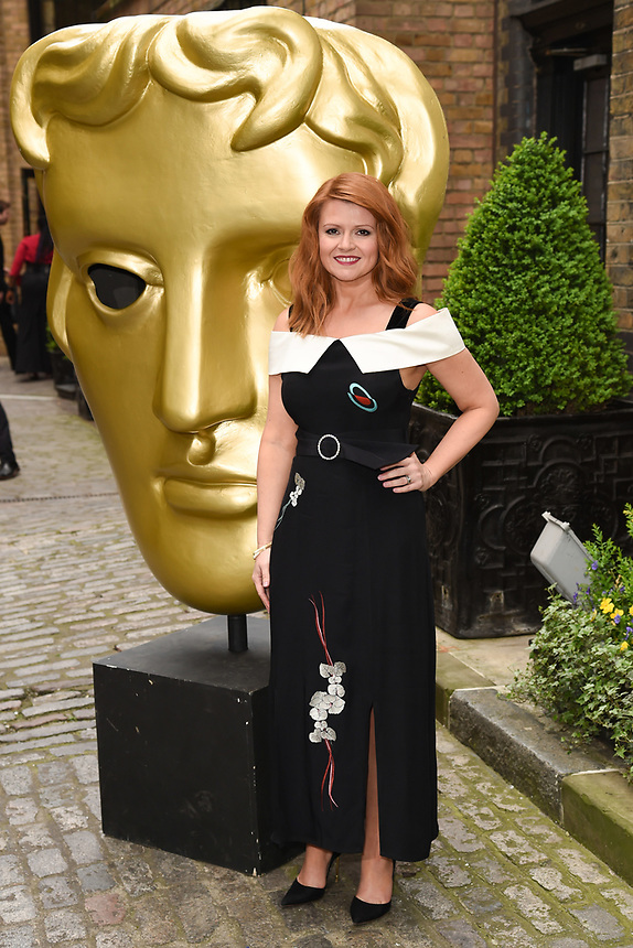 Sian Gibson<br /> arriving for the BAFTA Craft Awards 2018 at The Brewery, London<br /> <br /> ©Ash Knotek  D3398  22/04/2018