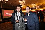 Mecure Holland House<br /> Calon Suite <br /> L-R: Tom Gorringe &amp; Phil Smith<br /> 10.10.13<br /> <br /> &copy;Steve Pope-FOTOWALES