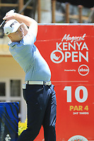 Robin Dawson (IRL) during the second round of the Magical Kenya Open, Karen Country Club, Nairobi, Kenya. 15/03/2019<br /> Picture: Golffile | Phil Inglis<br /> <br /> <br /> All photo usage must carry mandatory copyright credit (&copy; Golffile | Phil Inglis)