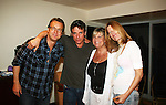 Doug Davidson, Christian LeBlanc, Kim Zimmer & Michelle Stafford at Soapstar Spectacular presented by KDKA-TV stars Y&R, BB, GL and ATWT on June 13, 2010 at the Petersen Events Center, University of Pittsburgh, PA and benefited the Susan G. Komen for the Cure Pittsburgh Affiliate. (Photo by Sue Coflin/Max Photos)