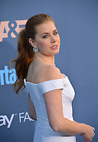 Amy Adams at the 22nd Annual Critics' Choice Awards at Barker Hangar, Santa Monica Airport. <br /> December 11, 2016<br /> Picture: Paul Smith/Featureflash/SilverHub 0208 004 5359/ 07711 972644 Editors@silverhubmedia.com