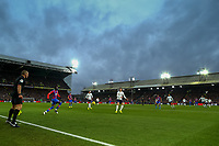 23rd November 2019; Selhurst Park, London, England; English Premier League Football, Crystal Palace versus Liverpool; General view of Selhurst Park as Crystal Palace start an attack