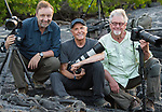 Frans Lanting, Art Wolfe, &amp; Tom Mangelsen<br /> Galapagos, Ecuador